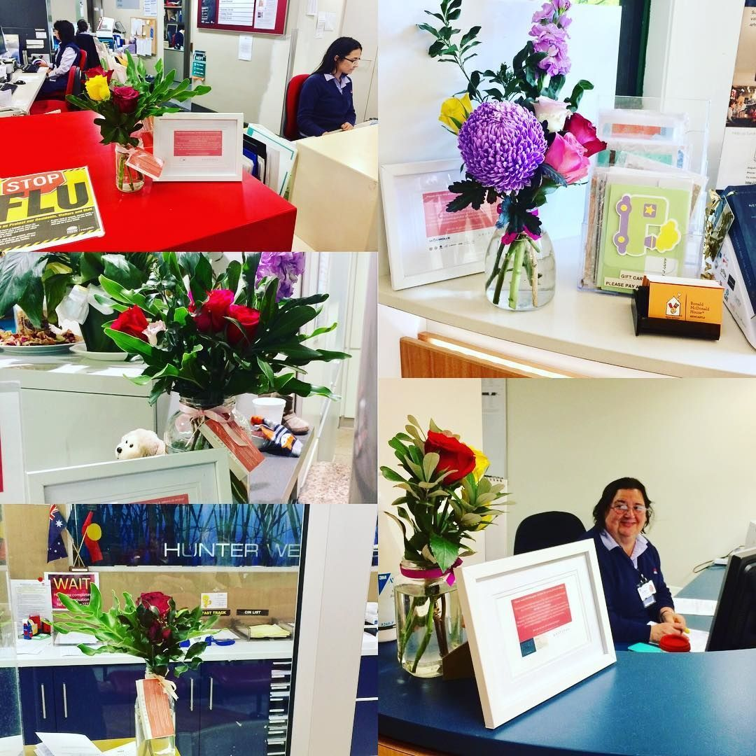 """Repost @the_grateful """"FEEL GOOD 😊 FRIDAY!!! 💐 These beautiful flowers were spread around the hospital & Ronald McDonald House. According to some of the recipient staff & patients, your donated Bouquets 💐 'are making people happy' 😊 so a massive thank you to @themeasuredmarketer @thebrowandlashconewcastle @ladyajeg @bjhillassoc @nourishment4soul #mccarrollsnewcastle #mccarrollsofnewcastle @bicholasnonney 💕 -----@rmhnewcastle #johnhunterhospital #newcastlelifestyle #newcastleco.."""
