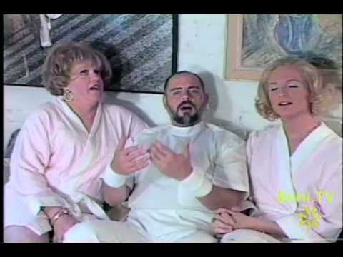 In these segments from the vault, I'm putting together a spa afternoon at home for myself and Mary Ellen. I'm joined by massage therapist, Peter B., who gives us the finer points of self massage and I put together a lovely Nouvelle Cuisine dinner for Mary Ellen and myself. It's a bit on the light side, but still tasty!