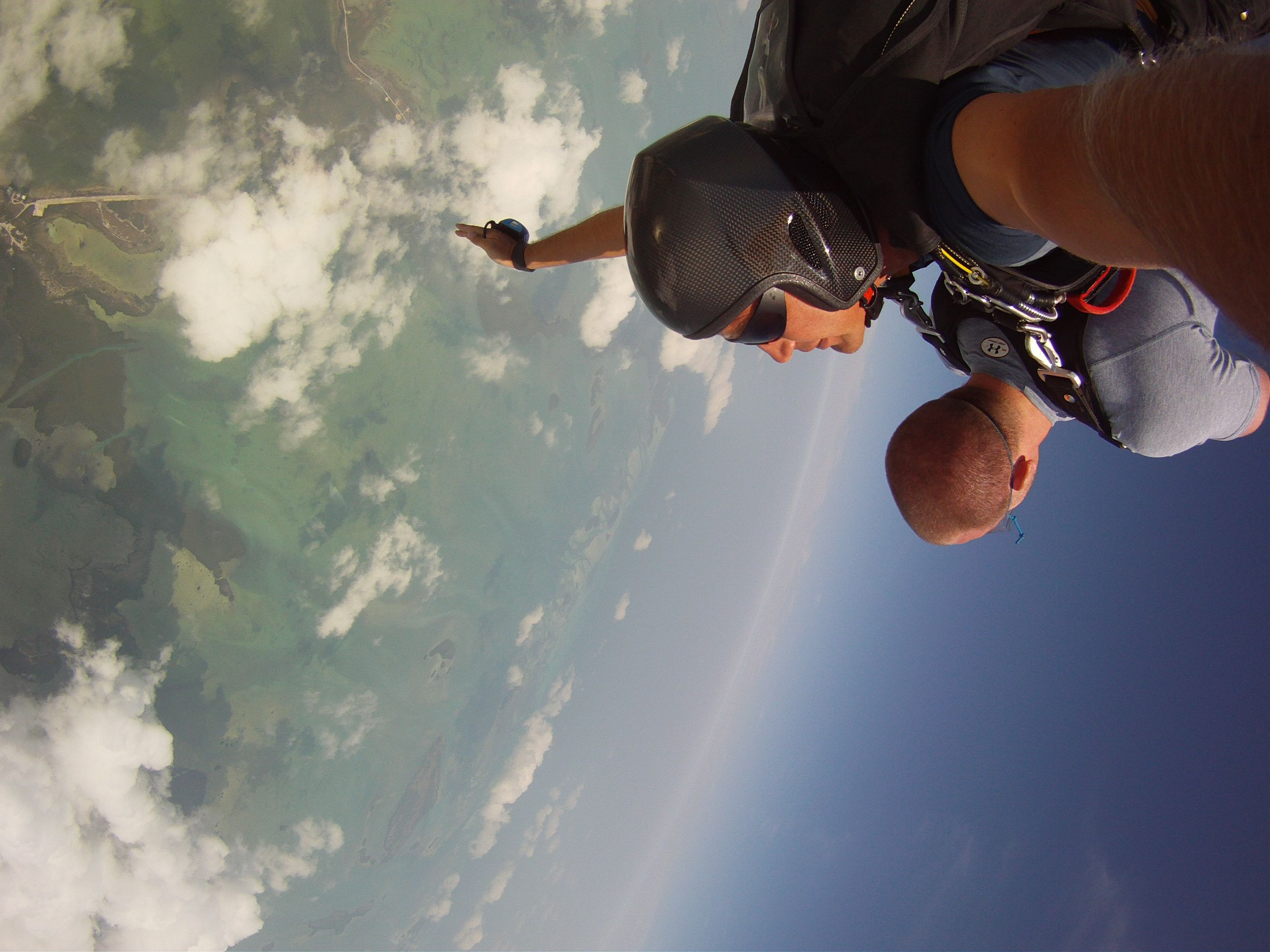 Sky Diving in Key West Key west, Where to go, Stuff to do