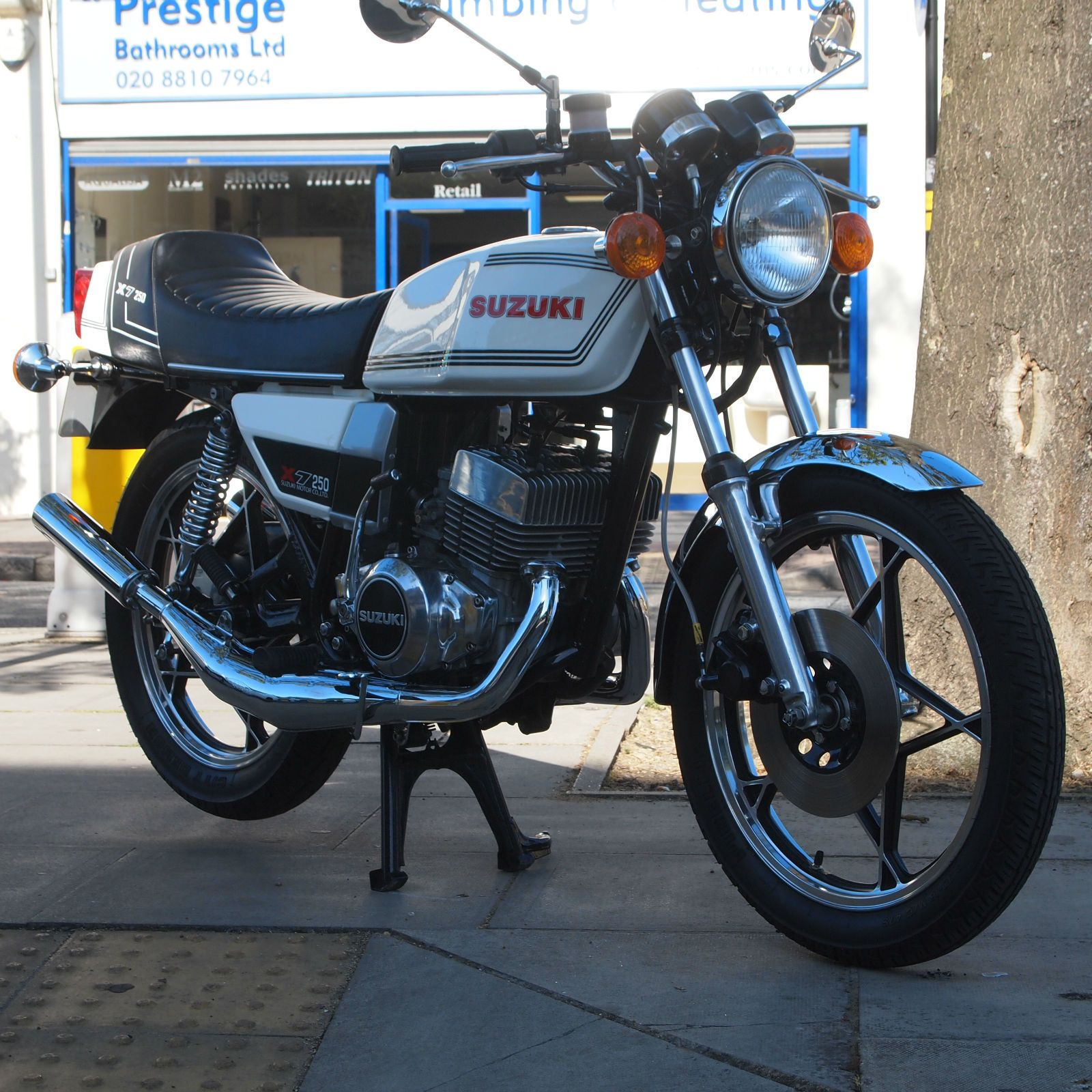 1980 Suzuki X7 250 Classic Vintage RESERVED / SOLD TO DAVID