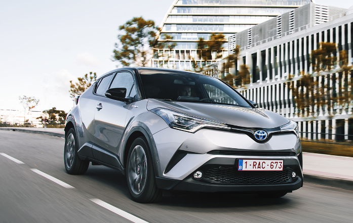 2020 Toyota C Hr Xle Changes And Redesign