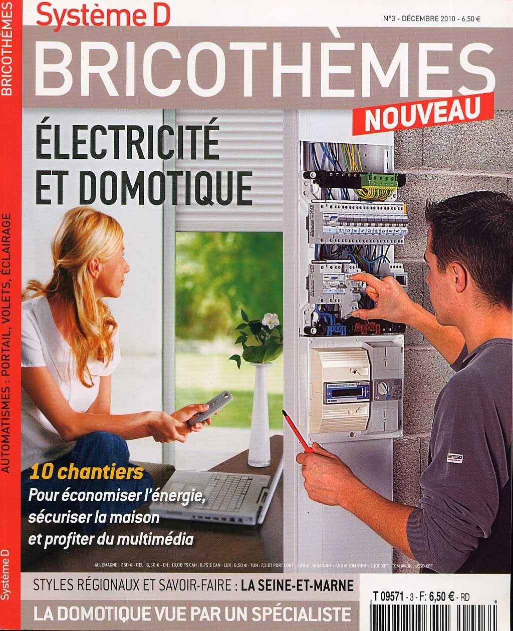 Systemed 01 Couverture Domotique Electricite Chantier