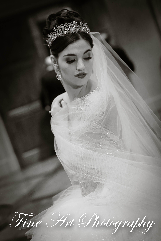 Fineartny wedding photo ideas christie lauren headpiece bridal