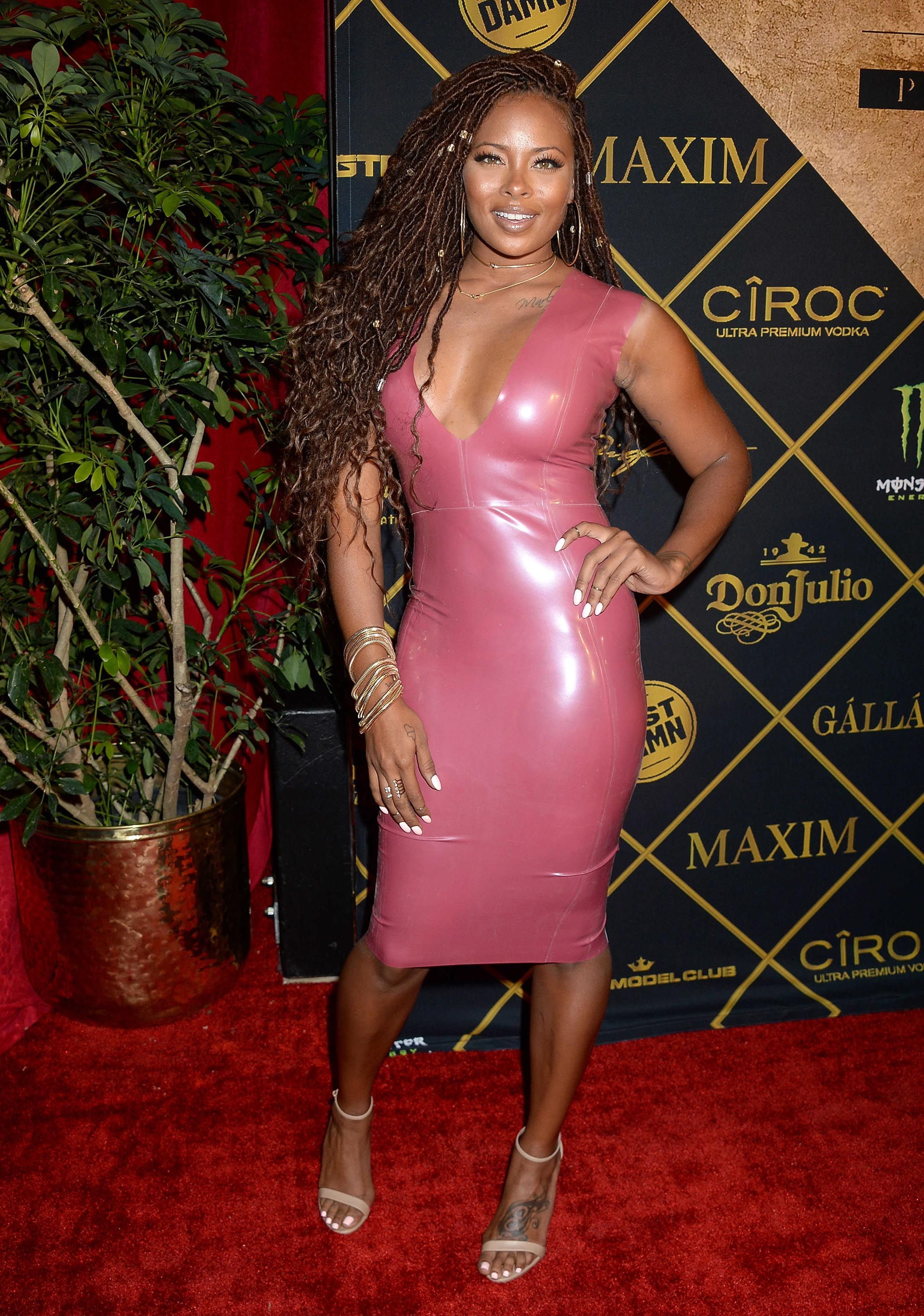 Eva Marcille Nip Slip - 7 Photos nude (33 photo), Fappening Celebrity photo