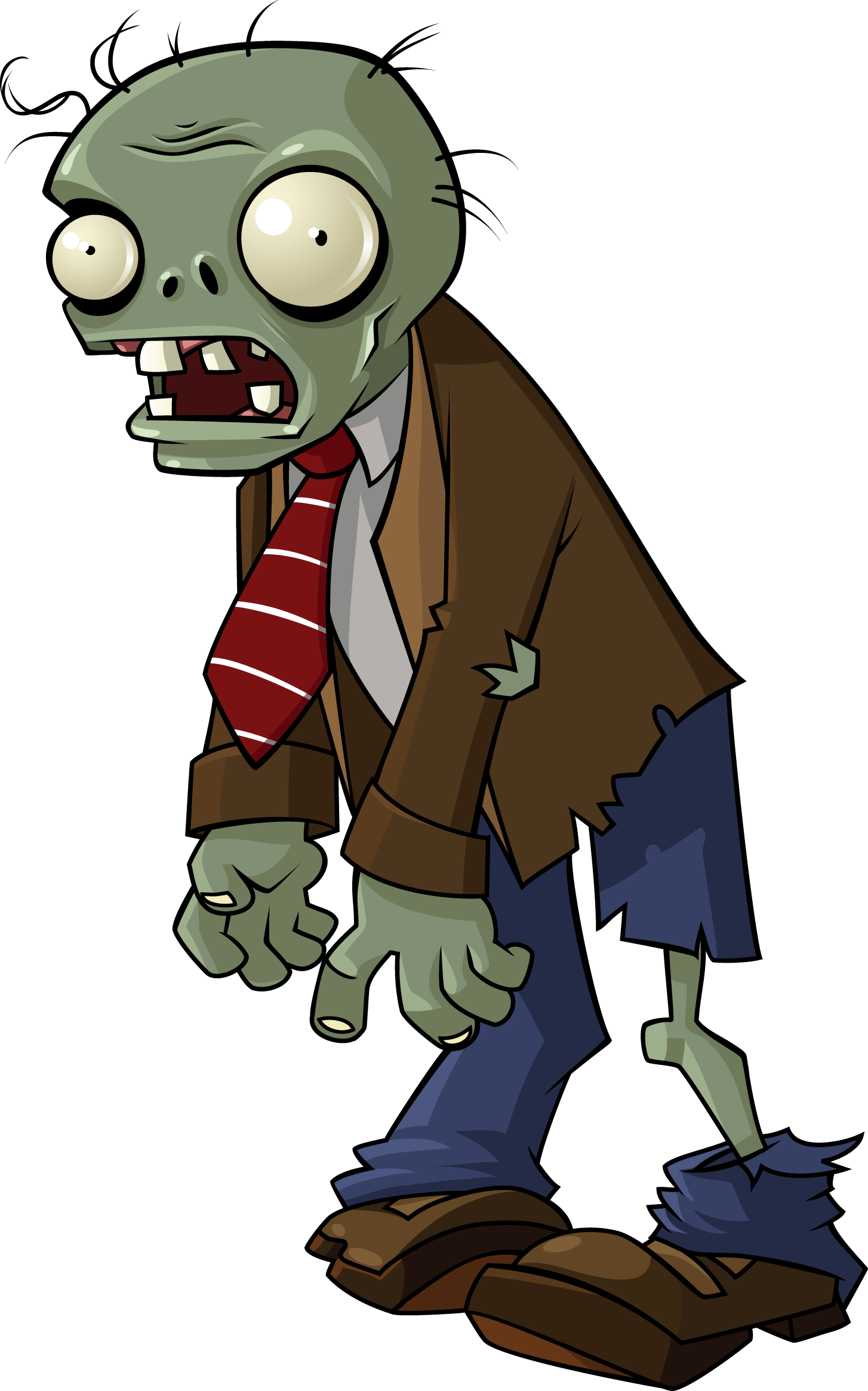 Zombie (Plants Vs. Zombies)   CHIBIS   Pinterest   Plants vs zombies ...