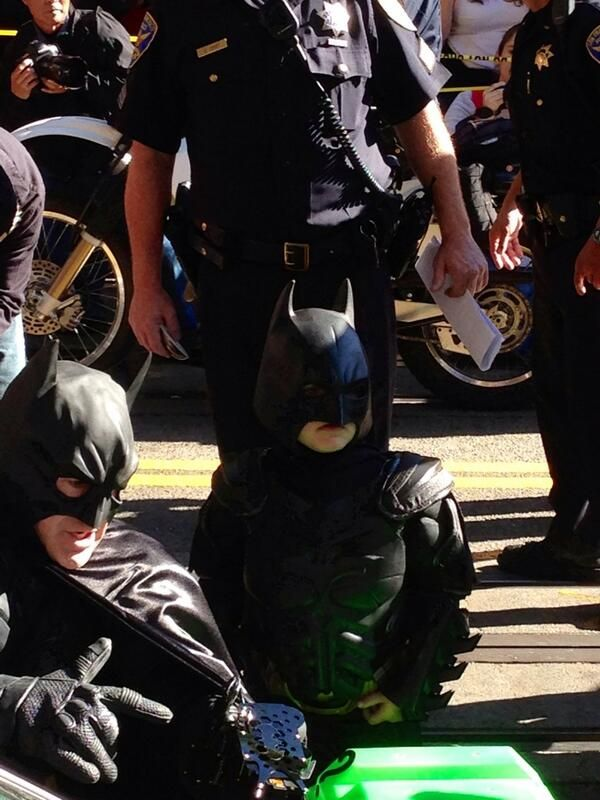Everything You Need To Know About Make-A-Wish Foundation's Adorable, Crime-Fighting Batkid