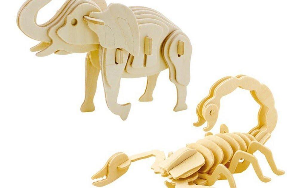 20 Gambar Hewan Gajah Kartun Mainan Rakit Kartun Hewan Gajah Dinosaurus 3d Bahan Kayu Warna Coklat Untuk Anak Dewasa Download Rach Kartun Gambar Hewan Gajah