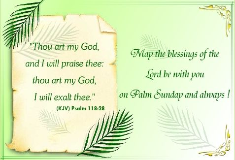 Palm Sunday 2016: Quotes, Wallpapers, Hymns, Verses, Cards | Palm ...