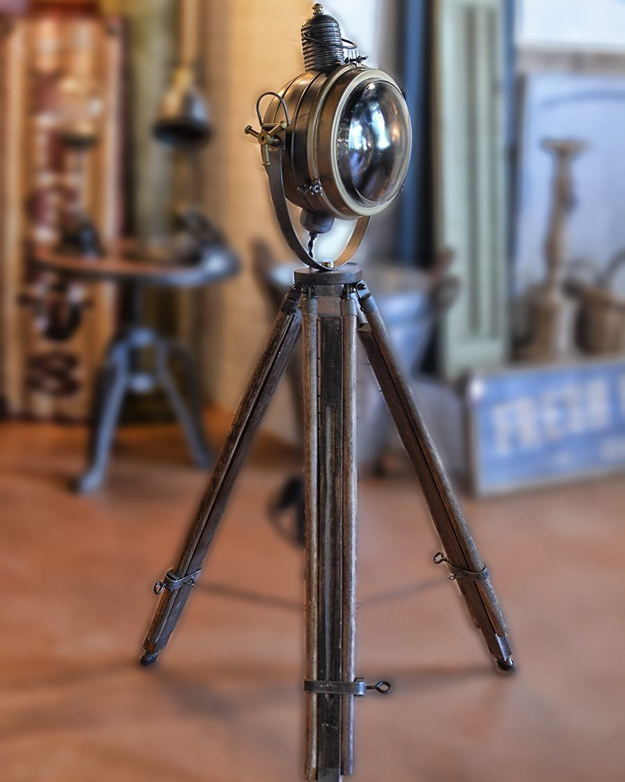 Vintage Wire Supply On Instagram Presenting Our Miner Floor Lamp Floor Lamp Lamp Vintage