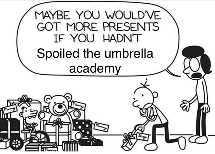 Theumbrellaacademy Umbrella Academy Gorillaz