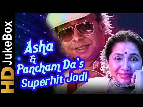 Zongstube Asha Bhosle Sings For R D Burman Evergreen Cla Asha Bhosle Classic Video Romantic Songs