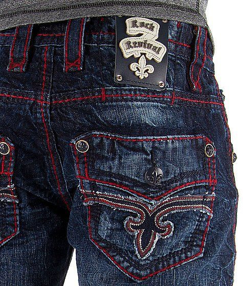 Rock Revival Dan Straight Jean - Men s Jeans   Buckle   My style in ... 2bd2922de3