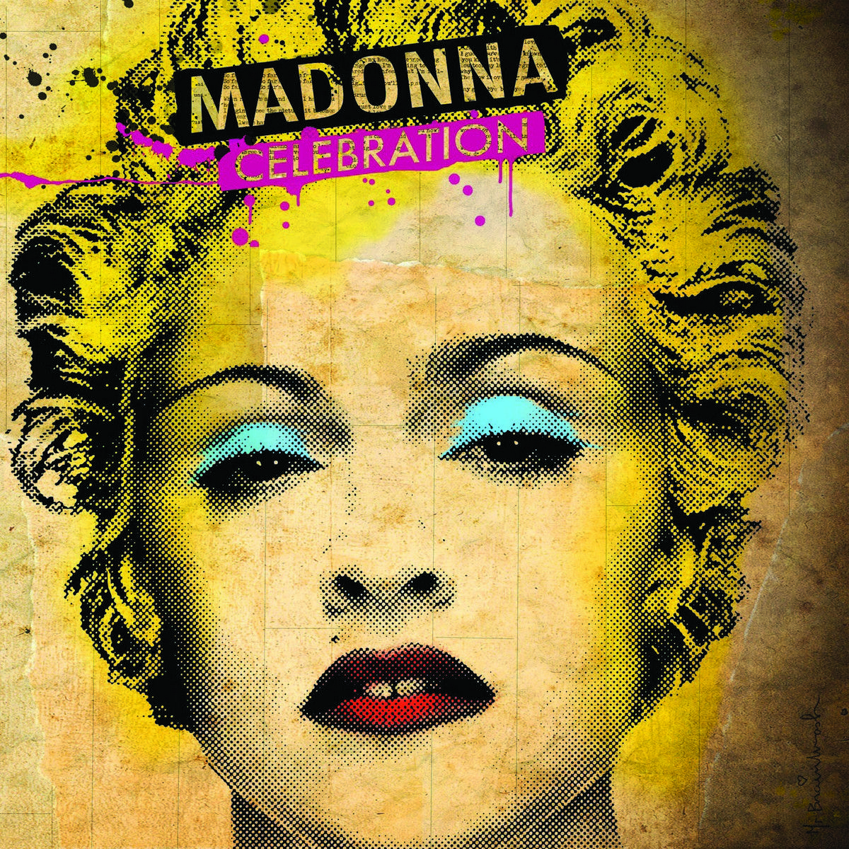 Madonna - Celebration | Albums To Hang On The Wall | Pinterest ...