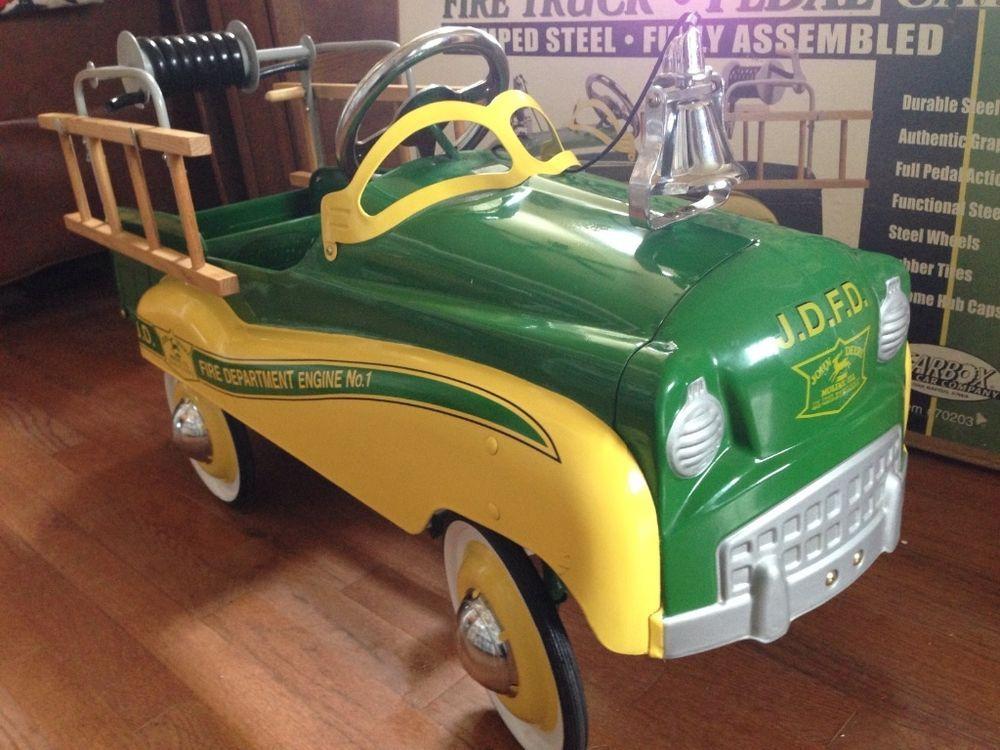 Antique John Deere Toys