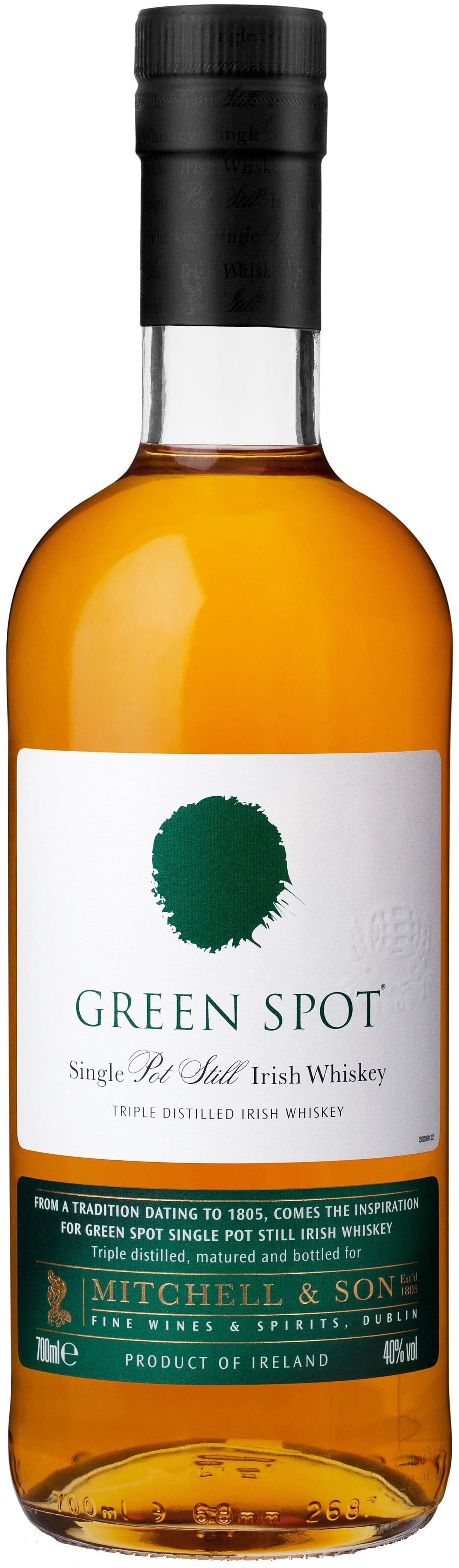 Green spot irish whiskey irish whiskey whiskey green