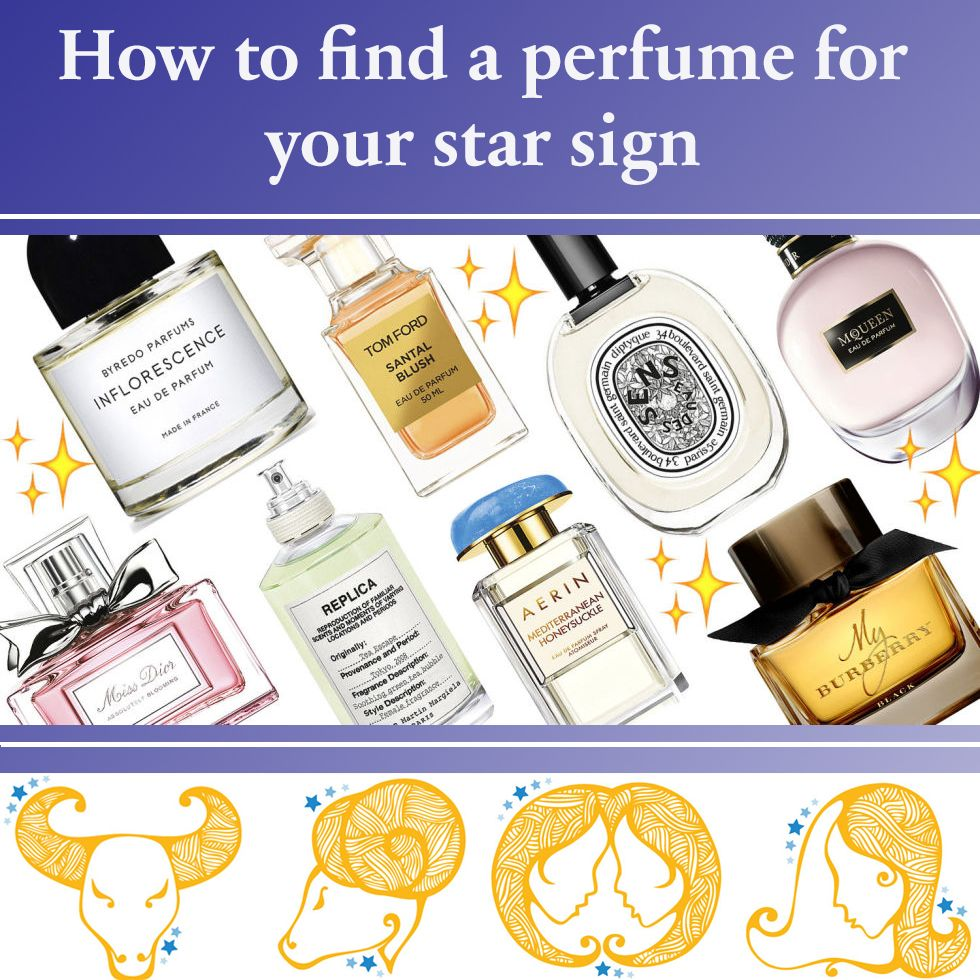 THIS is the perfume you should wear based on your star sign