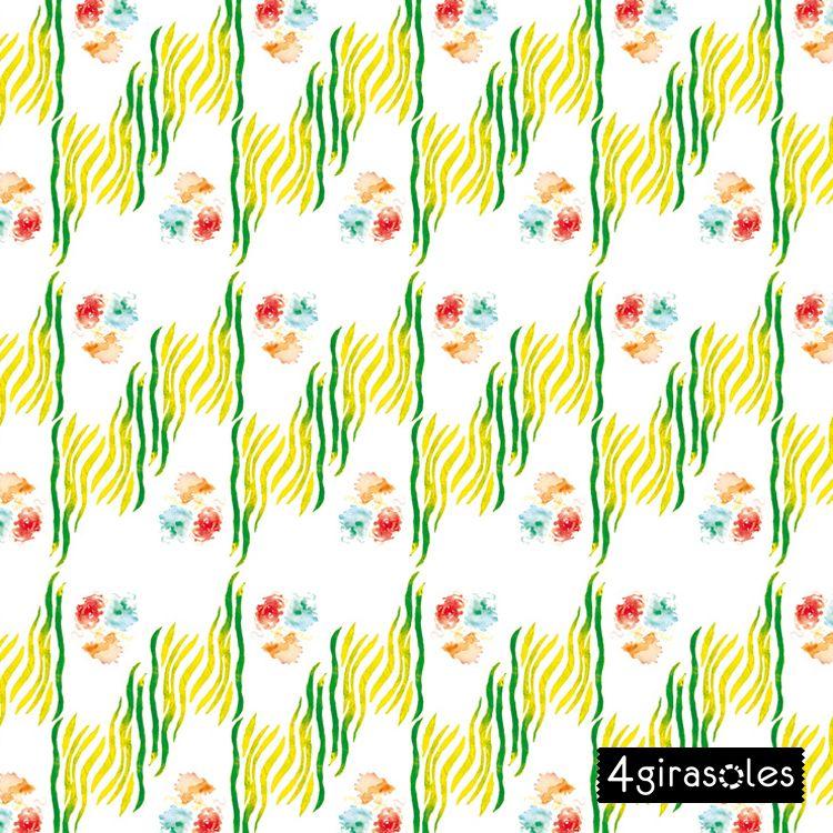 Estampado 18 | Print 18. Pattern Design.  #patterndesign #prints #estampados #pattern