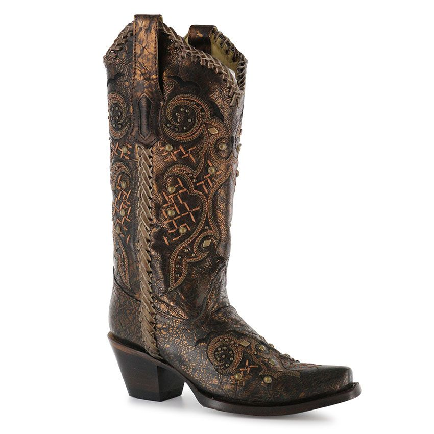 Women's Whip It Western Boot