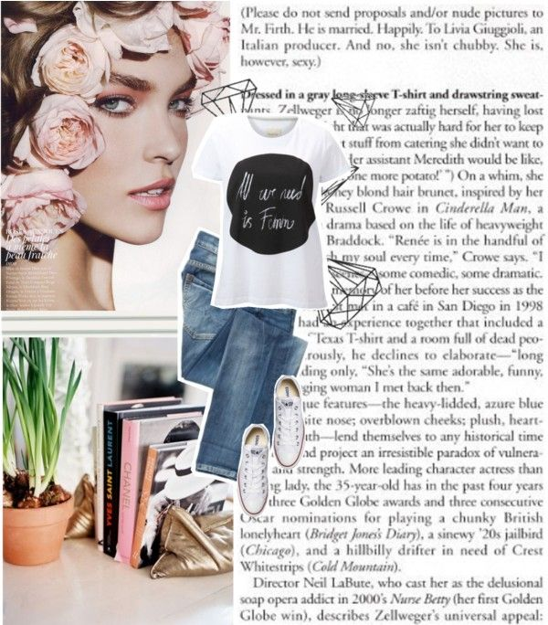 """""""All we need is..."""" by sarah-horsholt ❤ liked on Polyvore"""