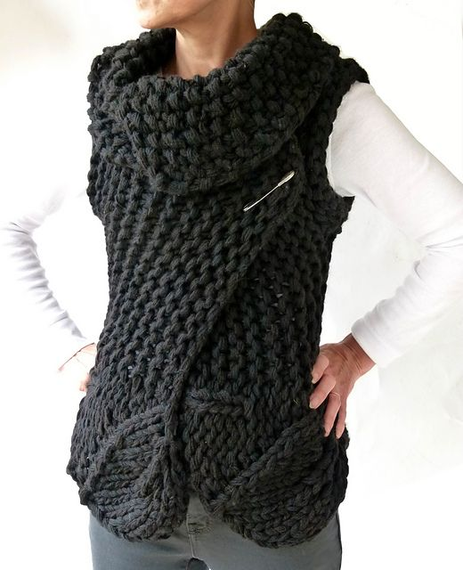 tricoter avec de tr s grosses aiguilles tricot pinterest tricoter aiguilles et tricot. Black Bedroom Furniture Sets. Home Design Ideas