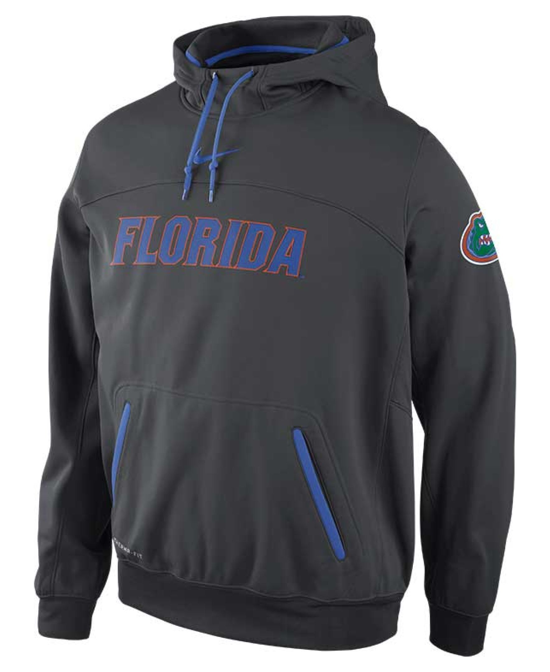 new style 9fcf8 f305d Nike Men s Florida Gators Therma-fit Performance Hoodie