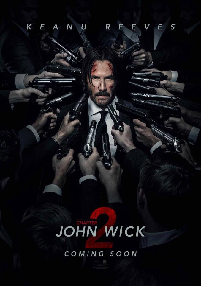 John Wick 2 Izle Yabancı Filmler 2019 John Wick Keanu Reeves