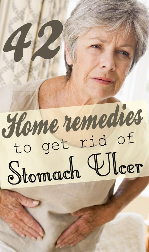 How To Get Rid Of A Stomach Ulcer Fast