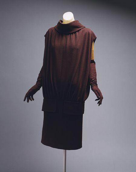 Cristobal Balenciaga: Day dress (C.I.64.4.3) | Heilbrunn Timeline of Art History | The Metropolitan Museum of Art