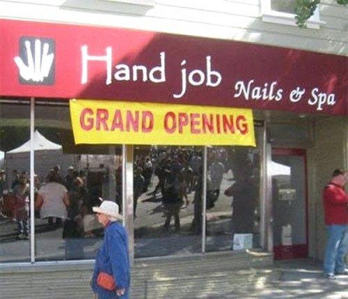 jobs hand Giving random
