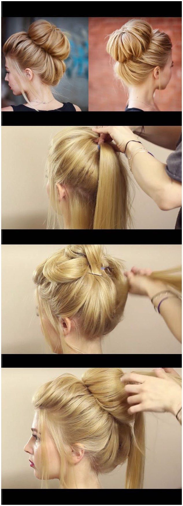 Quick and Easy Hairstyles for Straight Hair - Chic ...