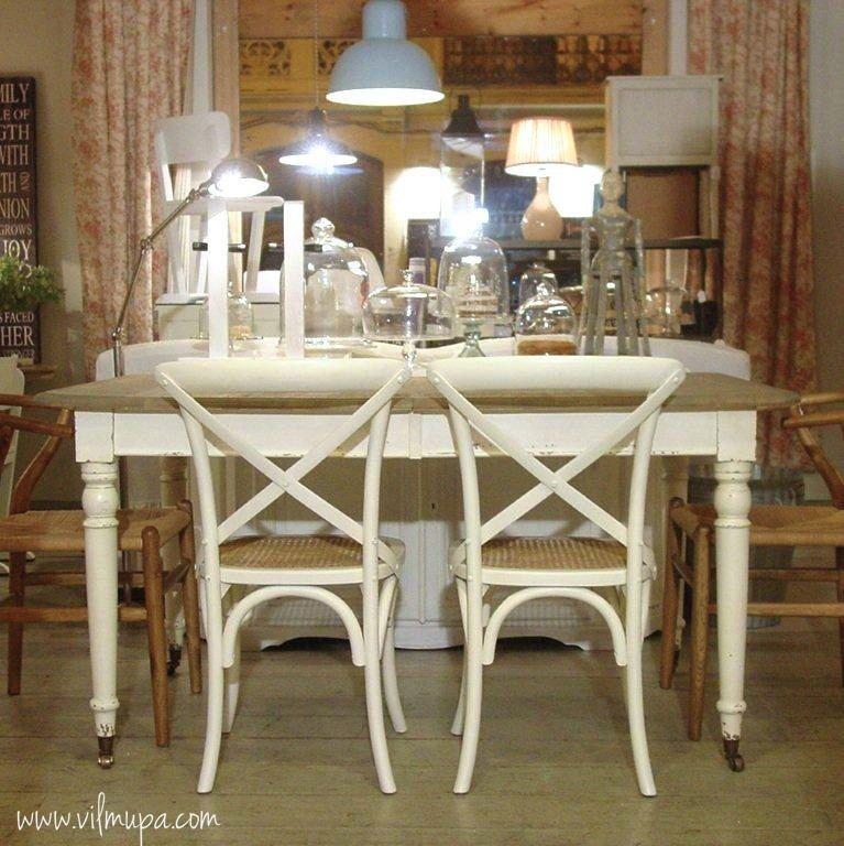 Mesa de comedor rustica extensible - vilmupa   decoracion cocinas y ...