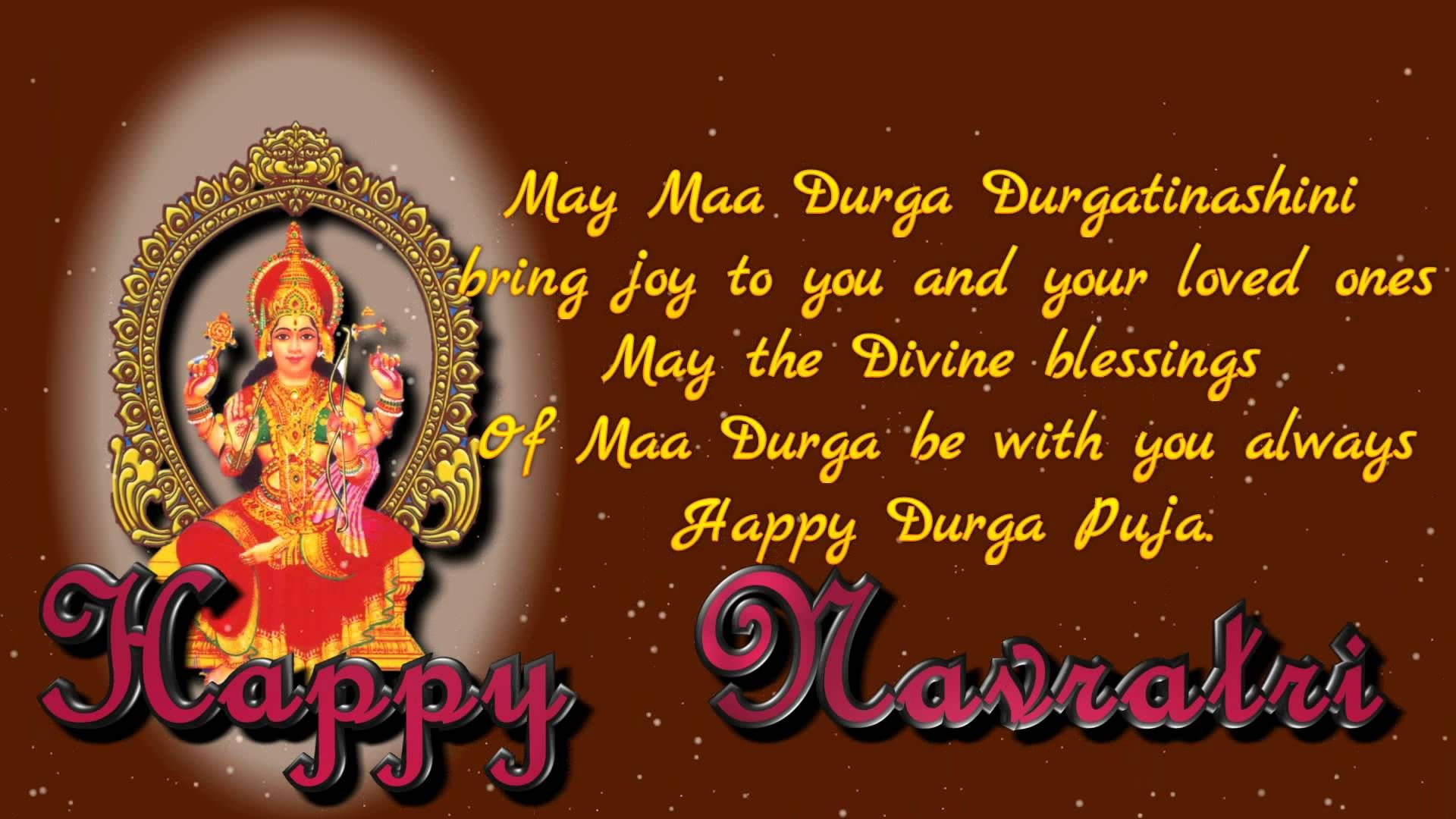 Pin By Greetings Everyday On Happy Navratri Wishes Greeting Cards