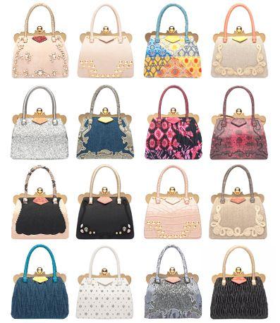 Miu Fashion Week Bag Collection
