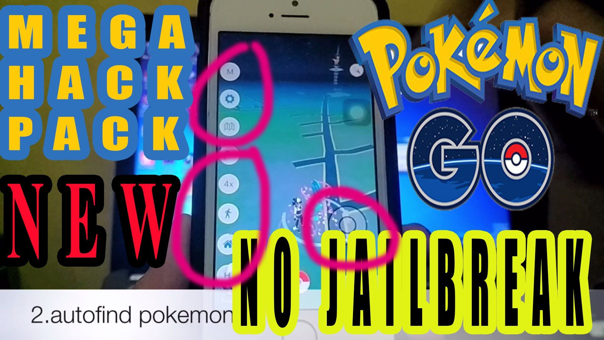 Pokemon Go Hack Cheats - I will show you the best method