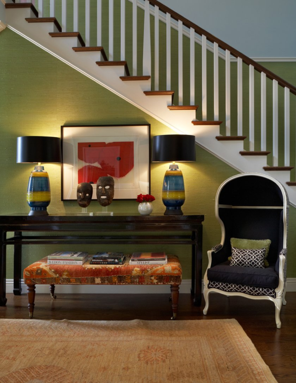 Love This Open Staircase And Hallway Area Quot Geoffery De