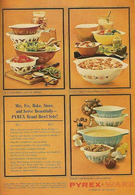 Pyrex una marca que te acompa a desde 1965 coups de for Du bonheur dans la cuisine