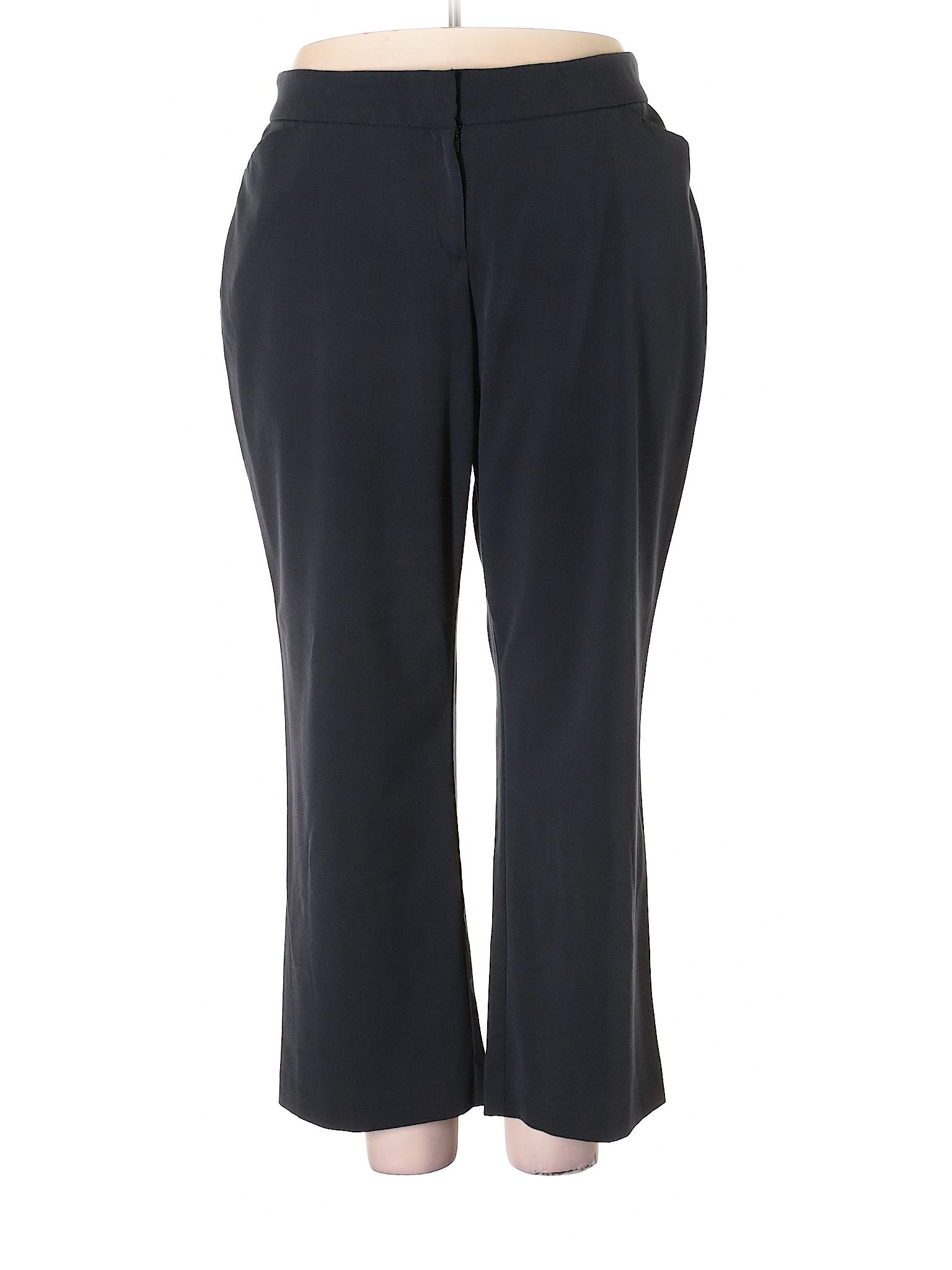 Croft u Barrow Dress Pants Size  Dark Blue Womenus Bottoms