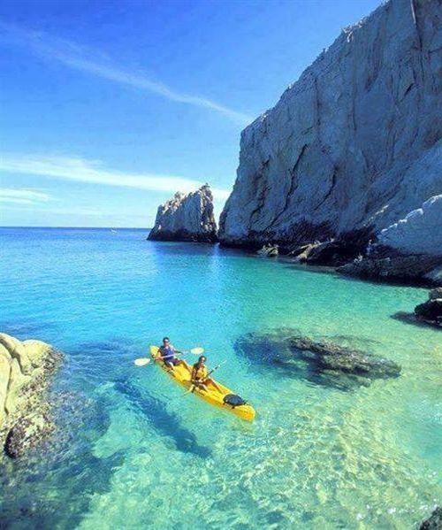 Greece Mediterranean Sea Beauty