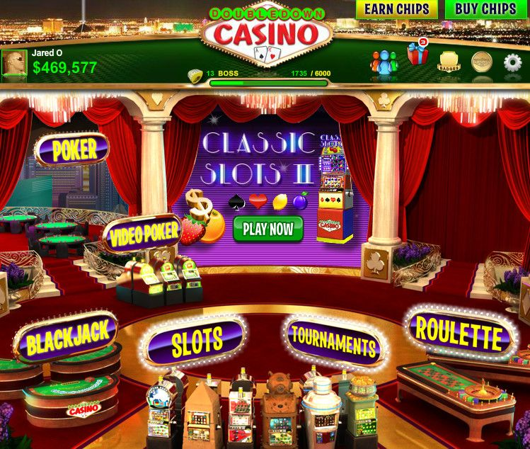 World class casino slots masque