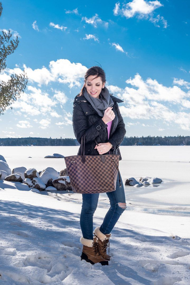 The Warmest Snow Boots: UGG Adirondack Boots in Otter