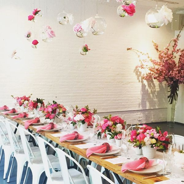 BRIDES New York: Unique Places To Have A Bridal Shower In NYC