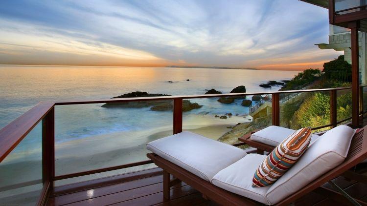 Aménagement terrasse et balcon:inspirez-vous par nos idées! | Aménagement terrasse, Idées balcon ...