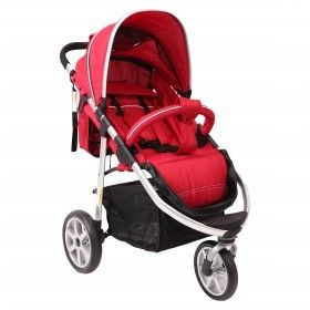 3e67a265d5e  249.95 (was  399.95) Babylo Verve 3 Wheel Stroller   The Baby Factory -  Bargain Bro