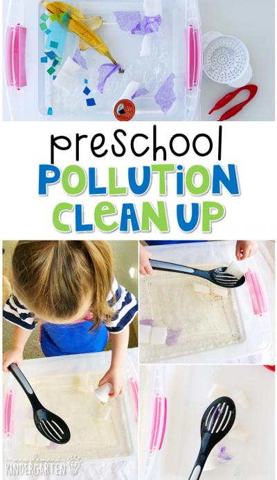 Preschool: Earth Day - Mrs. Plemons' Kindergarten