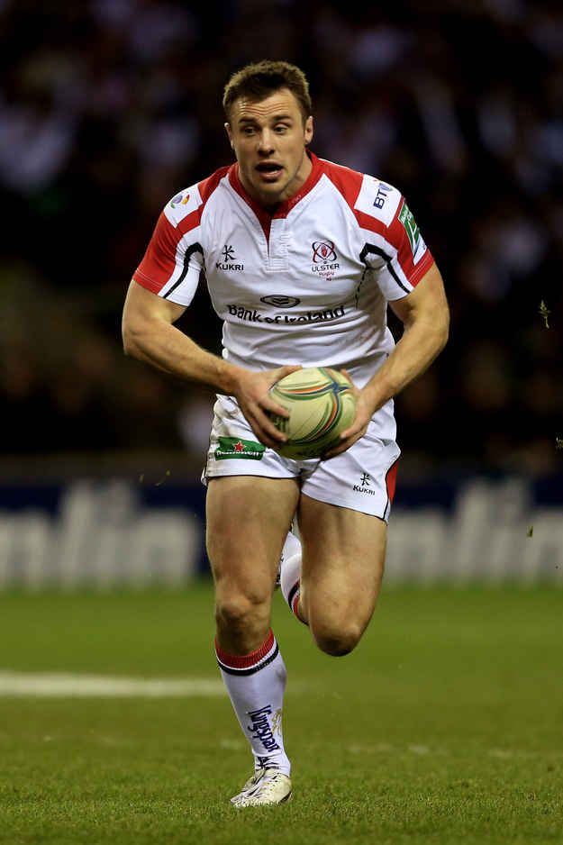 Tommy Bowe of Ulster   Men   Hot rugby players, Rugby ...