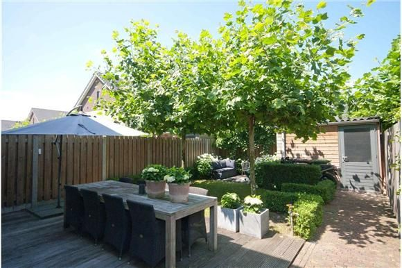 Tuin idee tuin terraced garden gardens and small