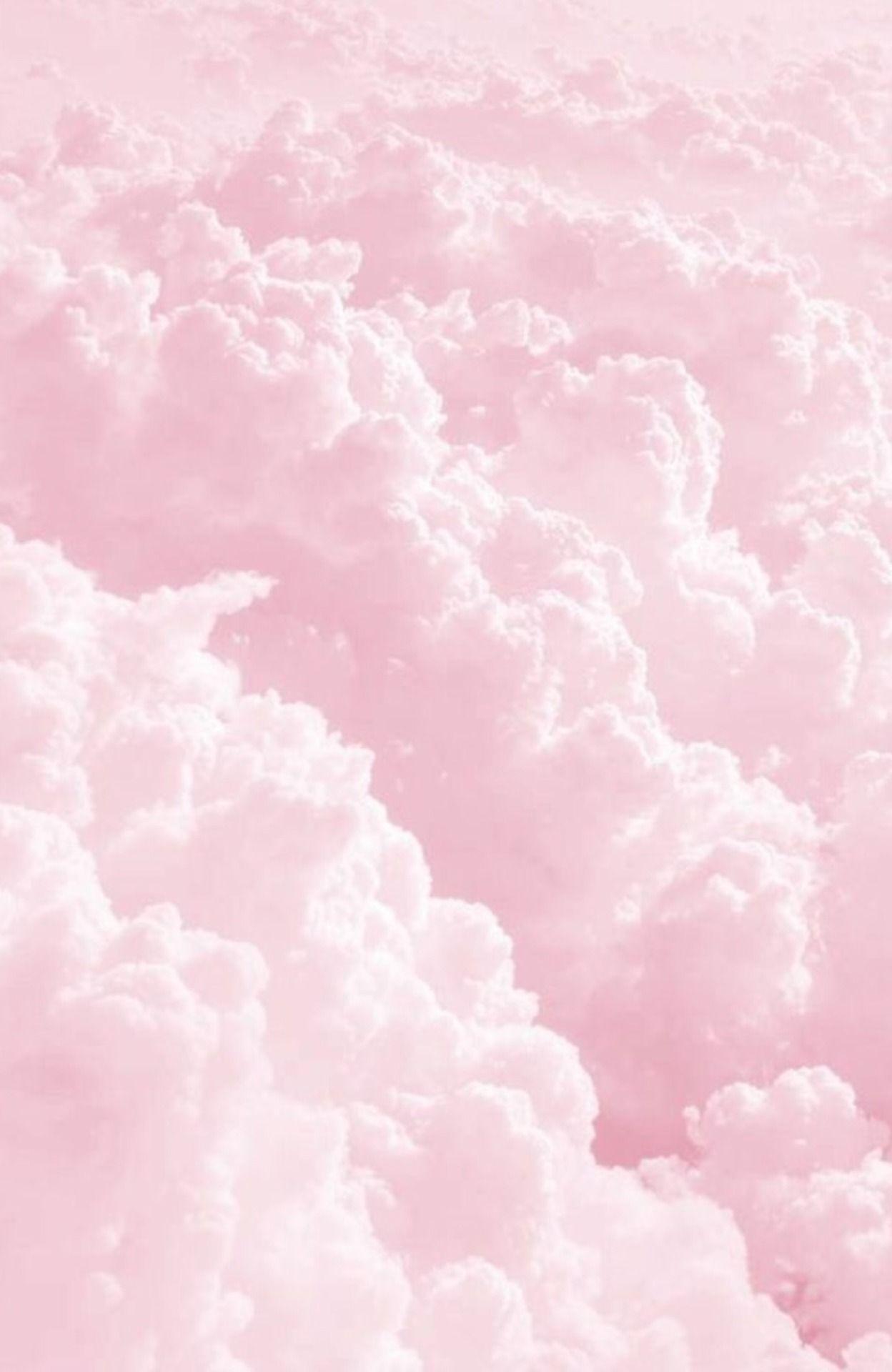 Pastel Pink Aesthetic Wallpaper Pastel Pink Aesthetic Pink Clouds Wallpaper Pastel Pink Aesthetic Pink Wallpaper Iphone