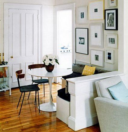 Ideas de decoración para apartamentos pequeños Small places - decoracion de espacios pequeos