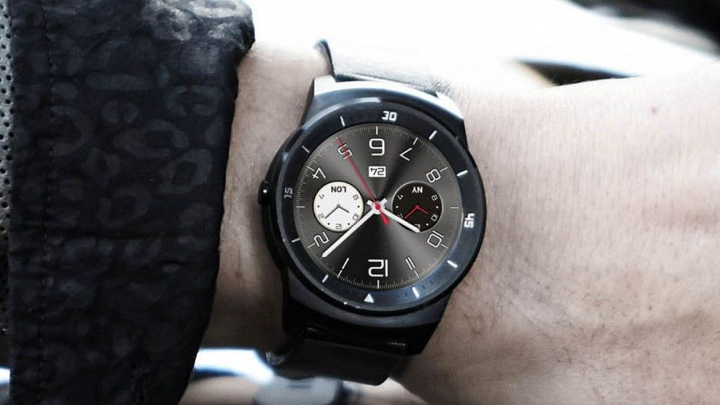 Lg g watch r yet another android wear smartwatch does it