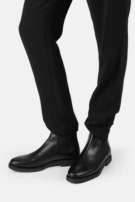 1740b40e7f1 Chelsea Boot in Leather - Black | boots & shoes | Chelsea boots ...
